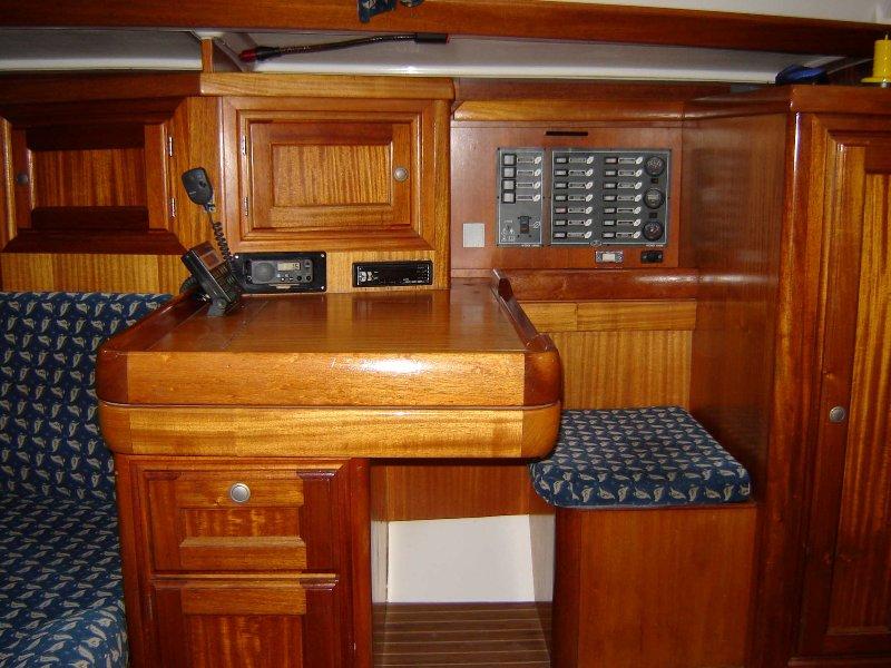 Navalia - Imbarcazione Dufour 38 Classic 8
