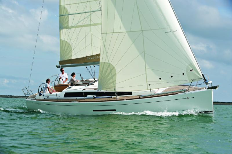 Navalia - Imbarcazione Dufour 380 GL 2