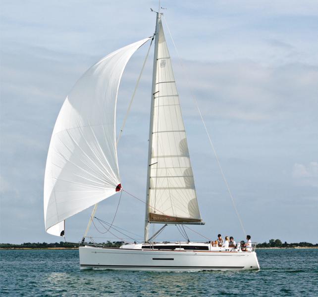 Navalia - Imbarcazione Dufour 380 GL 3