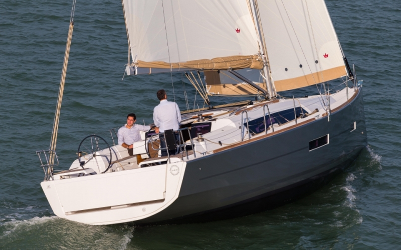Navalia - Imbarcazione Dufour 382 GL 4