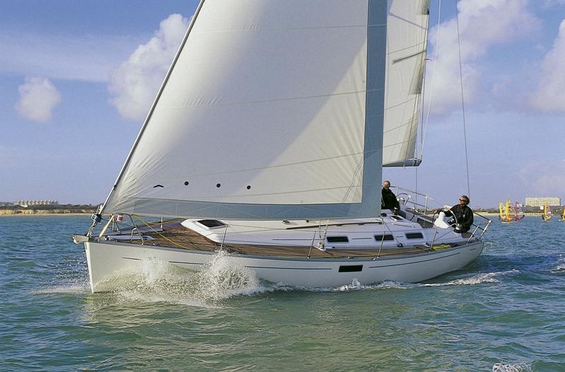 Navalia - Imbarcazione Dufour 385 1