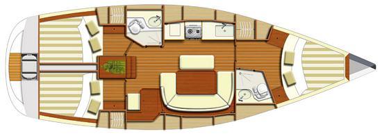 Navalia - Imbarcazione Dufour 385 10