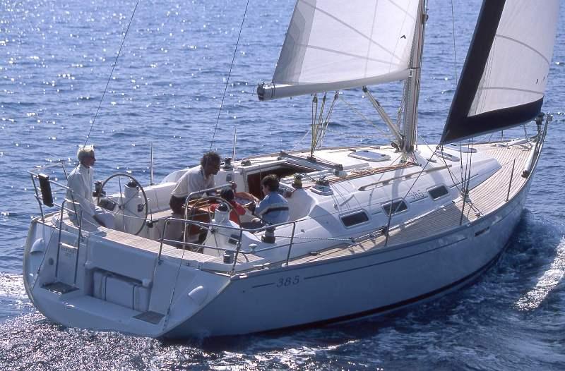 Navalia - Imbarcazione Dufour 385 2