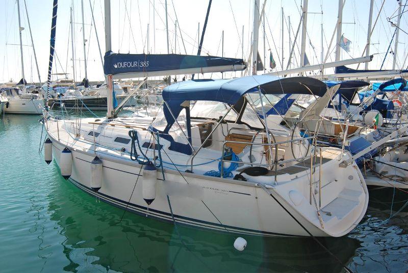 Navalia - Imbarcazione Dufour 385 3