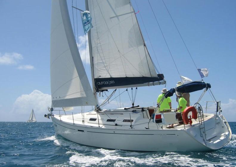 Navalia - Imbarcazione Dufour 385 4