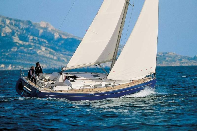 Navalia - Imbarcazione Dufour 40 2
