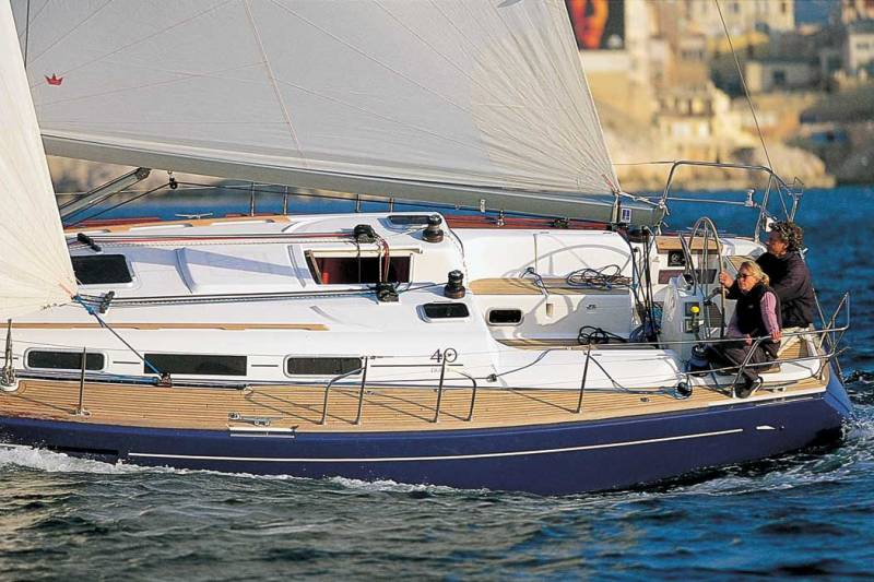 Navalia - Imbarcazione Dufour 40 3