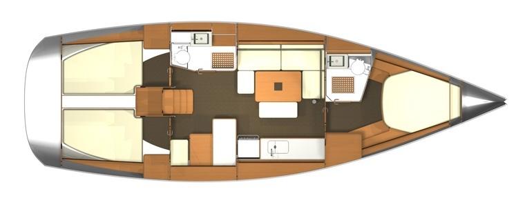 Navalia - Imbarcazione Dufour 405 GL 11
