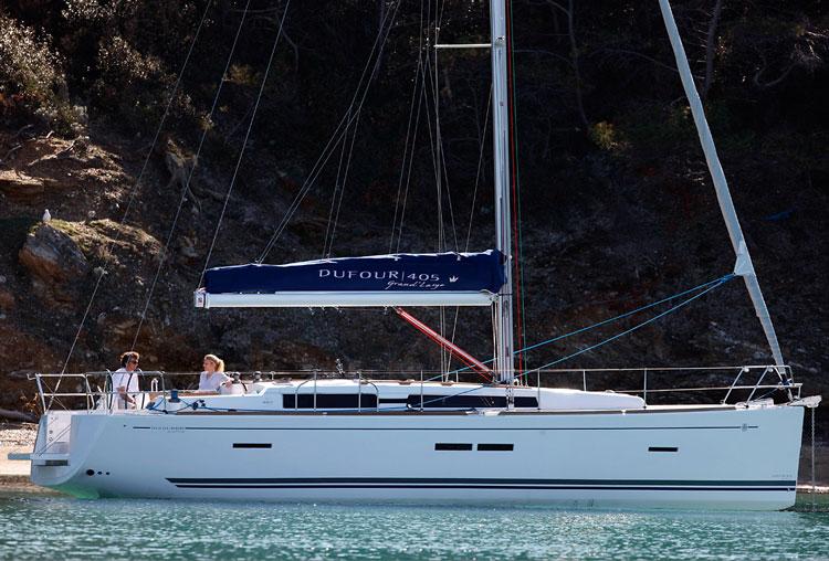 Navalia - Imbarcazione Dufour 405 GL 3