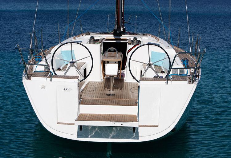 Navalia - Imbarcazione Dufour 405 GL 4