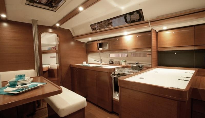 Navalia - Imbarcazione Dufour 405 GL 7