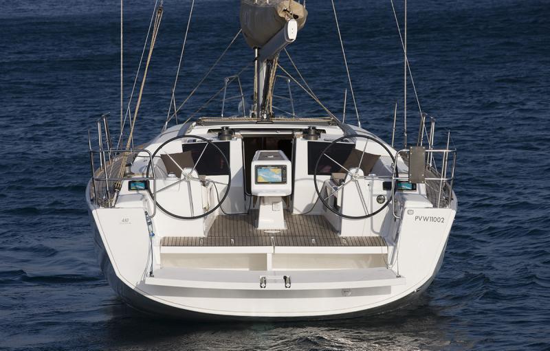 Navalia - Imbarcazione Dufour 410 5