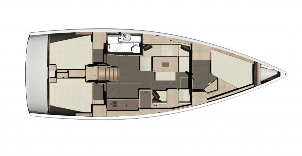 Navalia - Imbarcazione Dufour 410 9