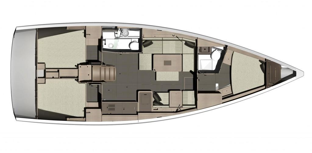 Navalia - Imbarcazione Dufour 410 Grand Large 9