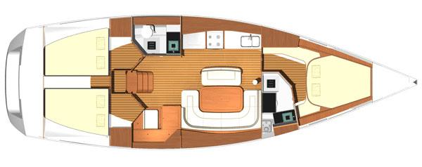 Navalia - Imbarcazione Dufour 425 Grand Large 11