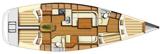 Navalia - Imbarcazione Dufour 44 Performance 11