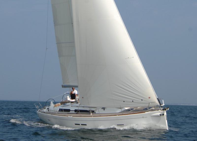 Navalia - Imbarcazione Dufour 445 3