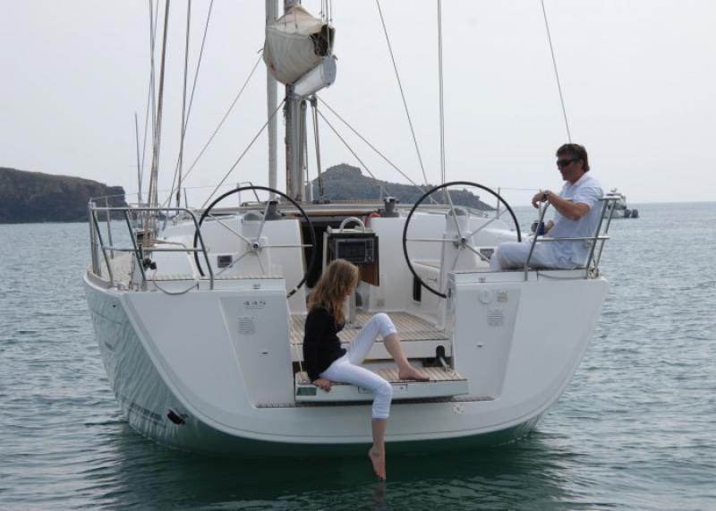 Navalia - Imbarcazione Dufour 445 5