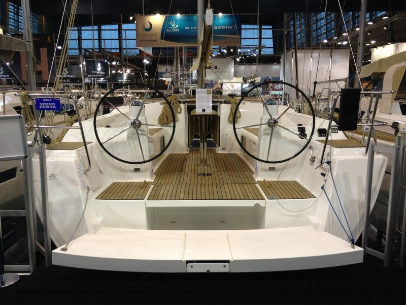 Navalia - Imbarcazione Dufour 450 GL 2