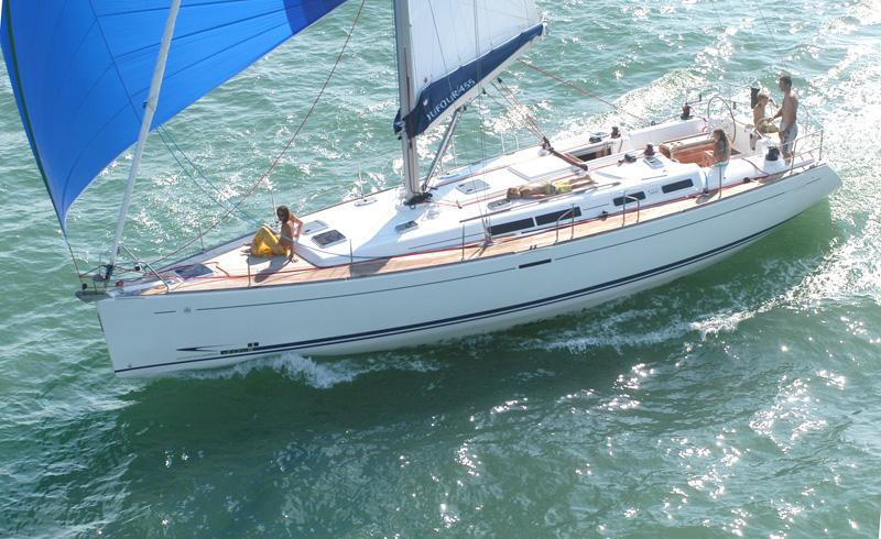 Navalia - Imbarcazione Dufour 455 2