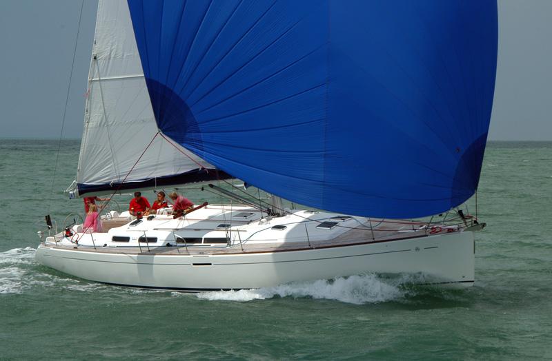 Navalia - Imbarcazione Dufour 455 4