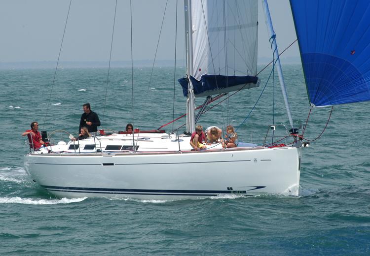 Navalia - Imbarcazione Dufour 455 5