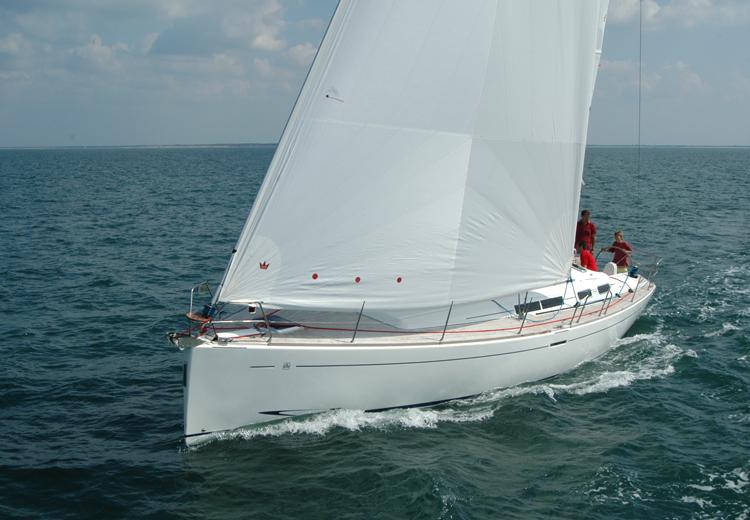 Navalia - Imbarcazione Dufour 455 3