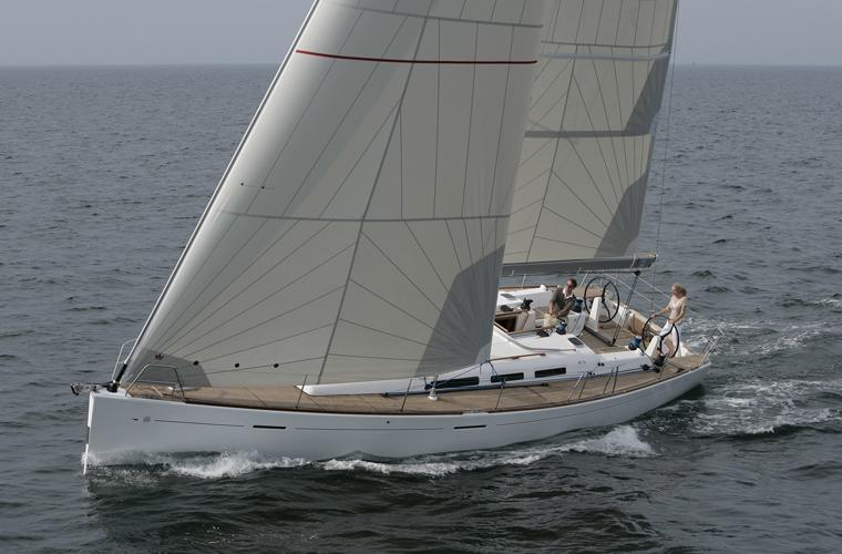 Navalia - Imbarcazione Dufour 45 E 1