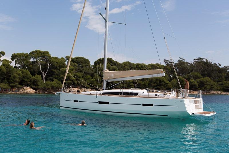 Navalia - Imbarcazione Dufour 460 Grand Large 3