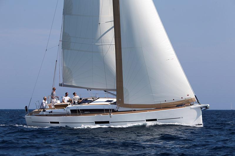 Navalia - Imbarcazione Dufour 460 1