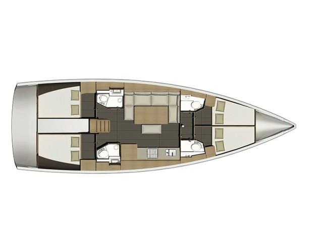 Navalia - Imbarcazione Dufour 460 Grand Large 13