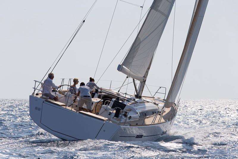 Navalia - Imbarcazione Dufour 460 2