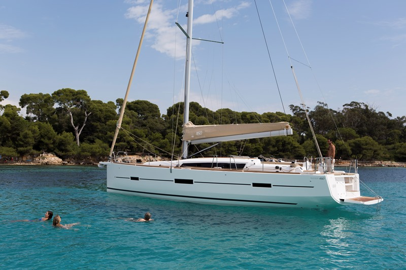 Navalia - Imbarcazione Dufour 460 GL 3