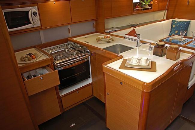 Navalia - Imbarcazione Dufour 485 GL 12