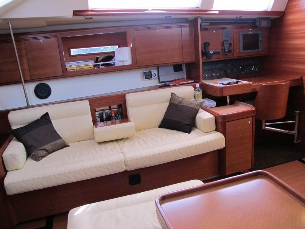 Navalia - Imbarcazione Dufour 485 GL 14