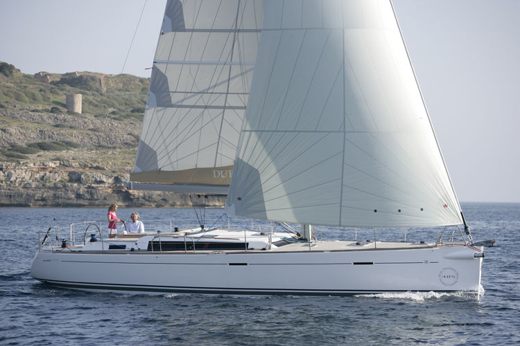 Navalia - Imbarcazione Dufour 485 GL 7