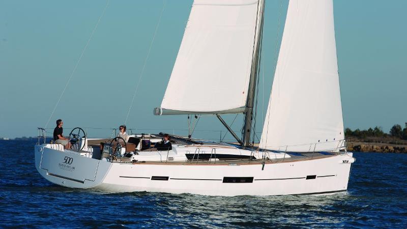 Navalia - Imbarcazione Dufour 500 – 4 cab. e 4 wc 1