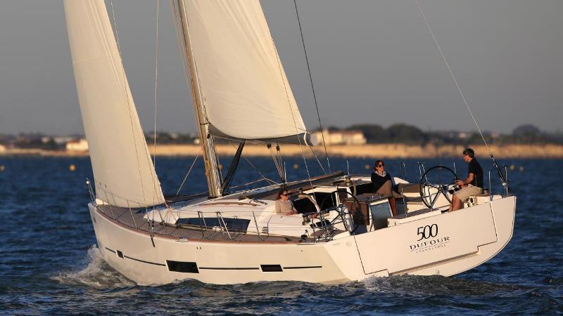 Navalia - Imbarcazione Dufour 500 – 4 cab. e 4 wc 2