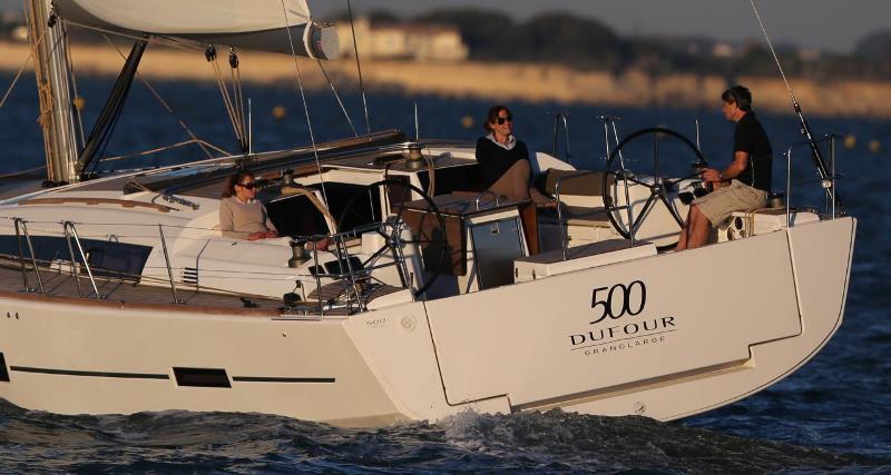Navalia - Imbarcazione Dufour 500 – 4 cab. e 4 wc 3