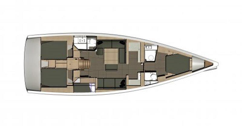 Navalia - Imbarcazione Dufour 500 13