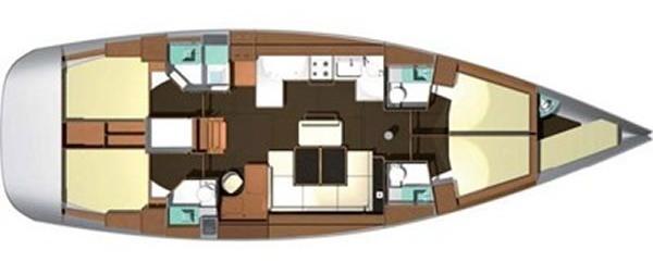 Navalia - Imbarcazione Dufour 525 12