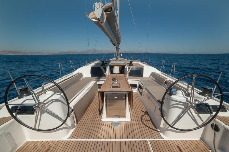 Navalia - Imbarcazione Dufour 560 GL 5