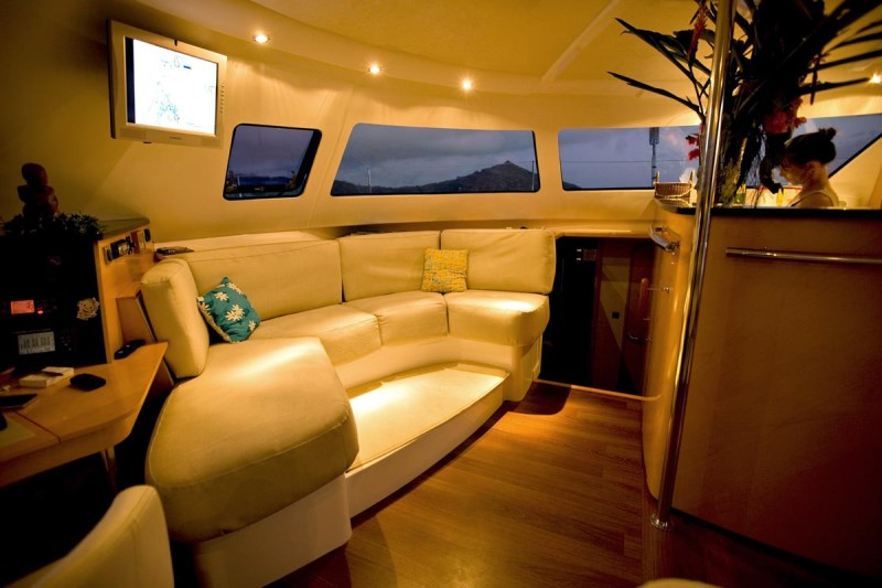 Navalia - Imbarcazione Eleuthera 60 a Bali 10