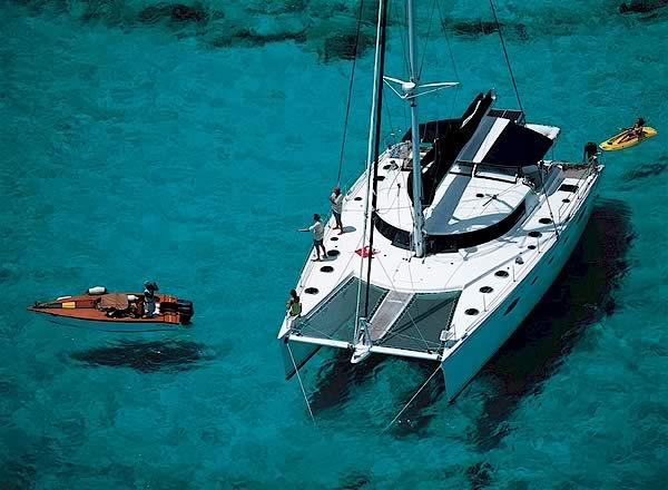 Navalia - Imbarcazione Eleuthera 60 alle Maldive 3