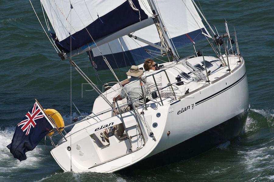 Navalia - Imbarcazione Elan 31 1