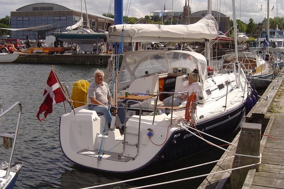 Navalia - Imbarcazione Elan 31 3