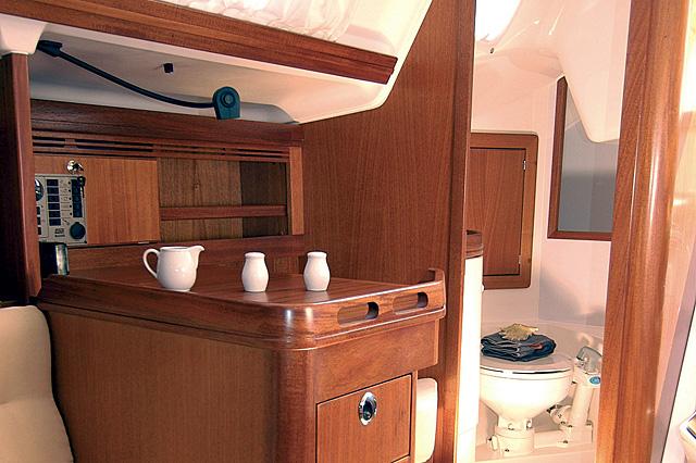 Navalia - Imbarcazione Elan 31 8