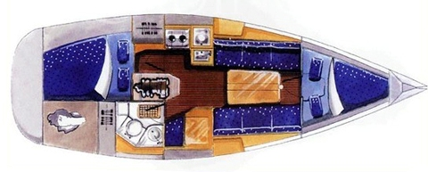Navalia - Imbarcazione Elan 31 9