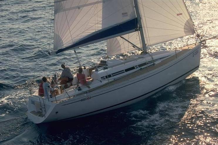 Navalia - Imbarcazione Elan 333 1