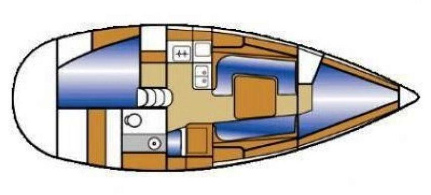 Navalia - Imbarcazione Elan 333 9
